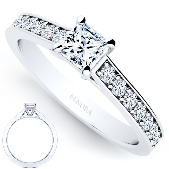 Classic Collectie - Passion Ring - Princess
